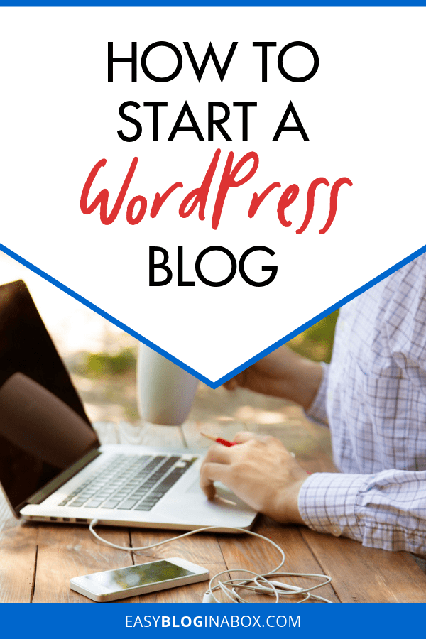 How to Start a Blog on WordPress-2